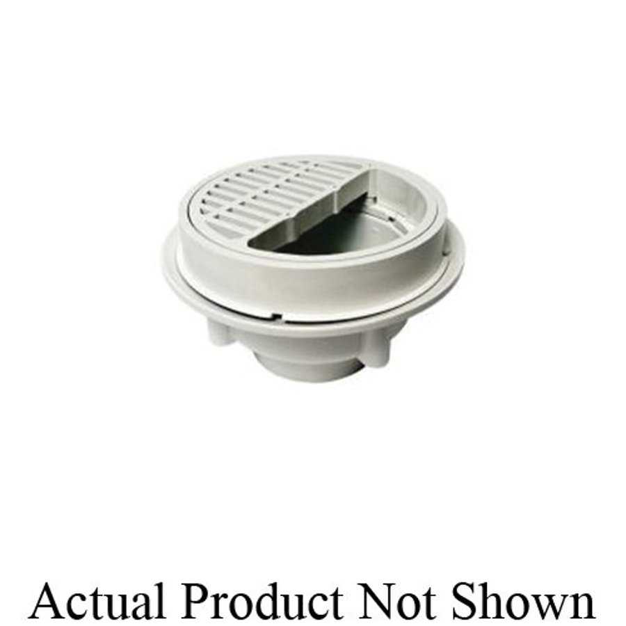 small floor sink with strainer