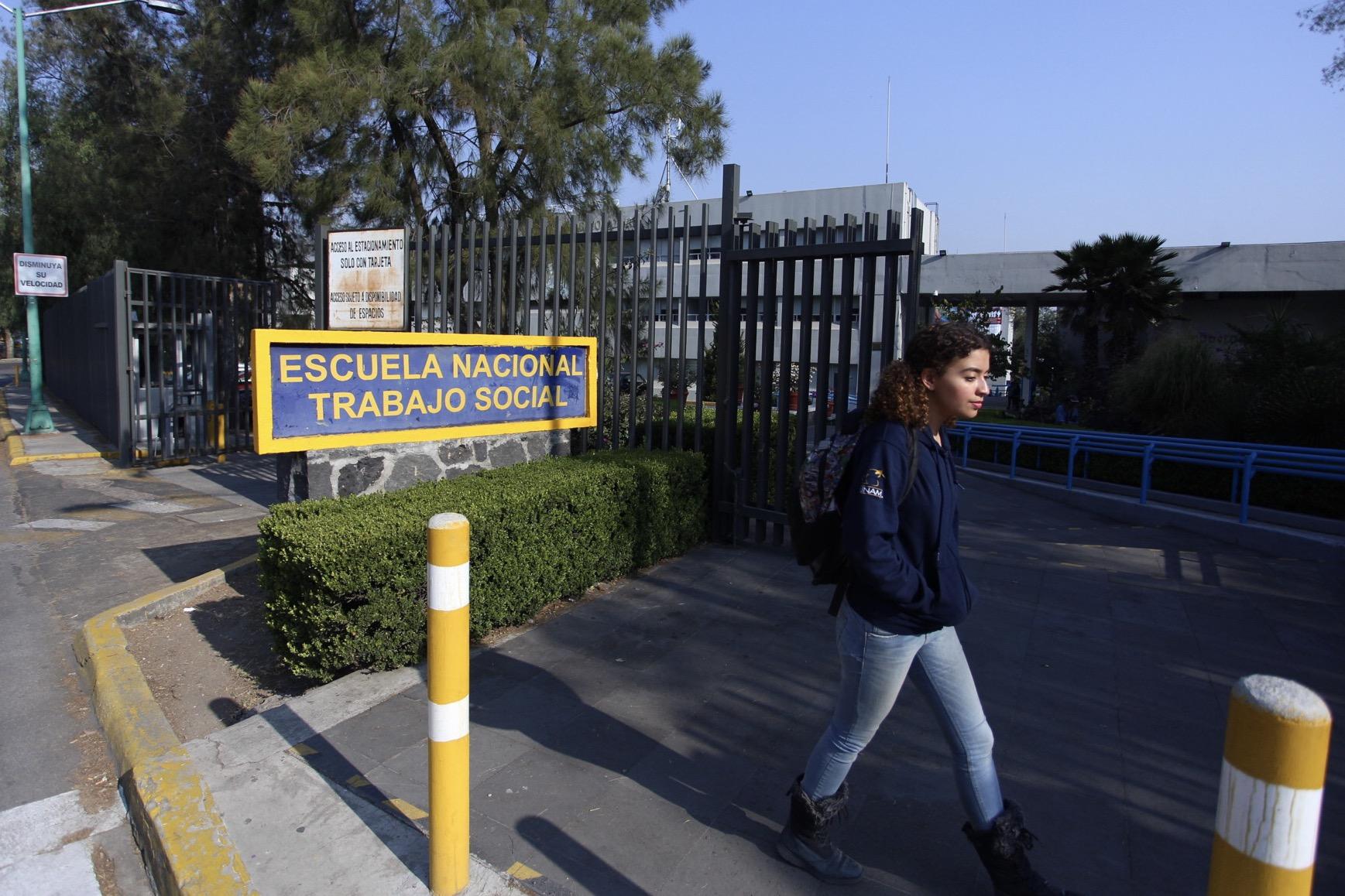 Agreden a alumna en baños de la UNAM