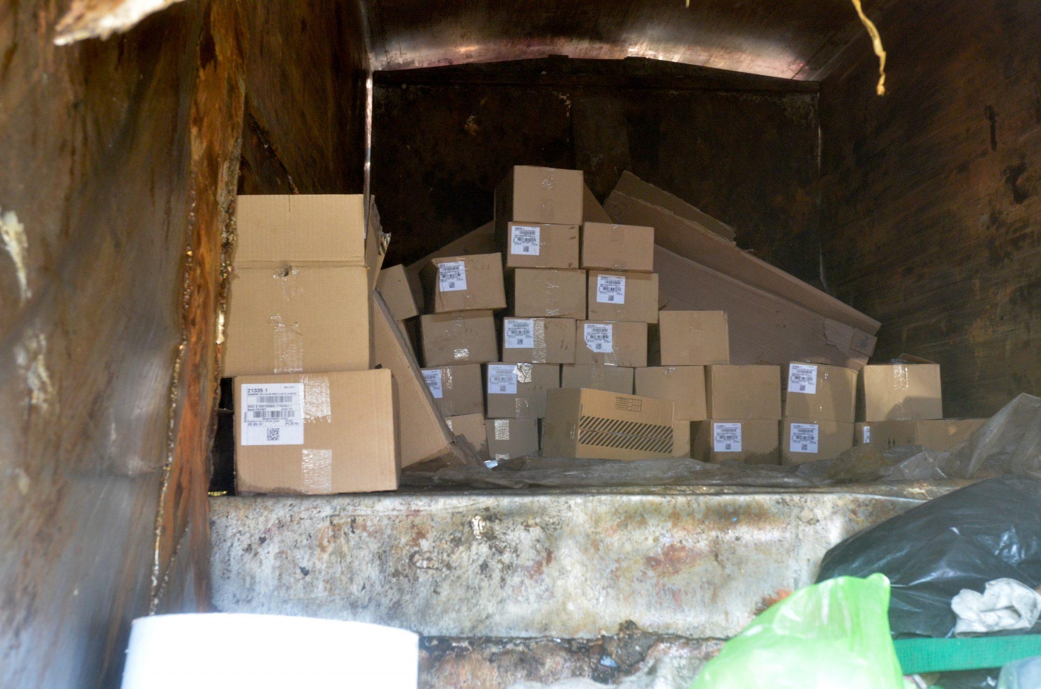 Cártel de Tepito usa recolectores de basura 'pirata' para su 'mercancía' robada