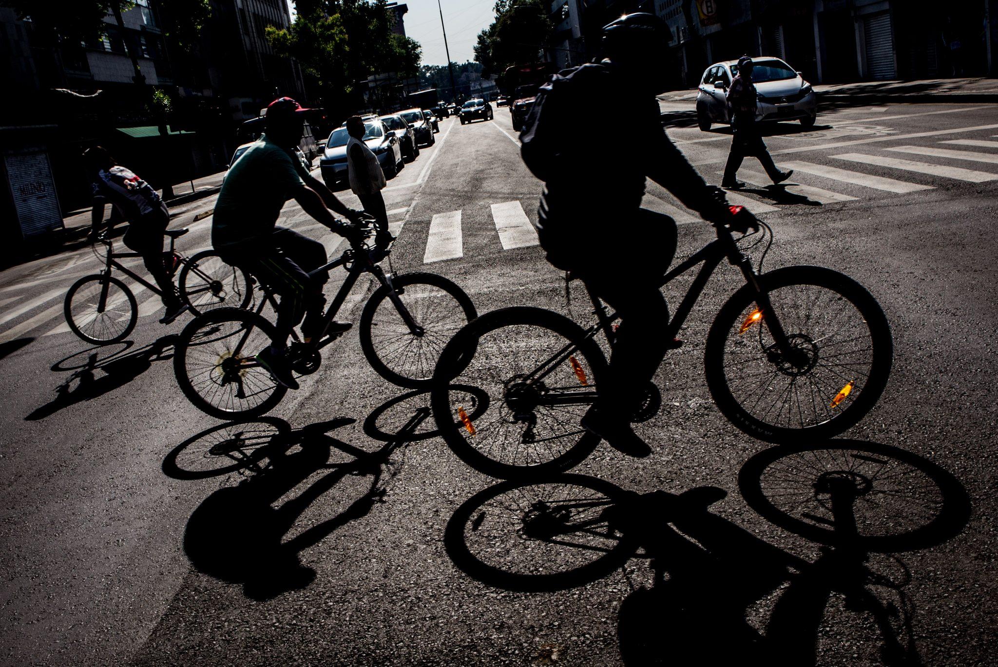 Ciudad de México alista celebración por el Día Mundial de la Bicicleta