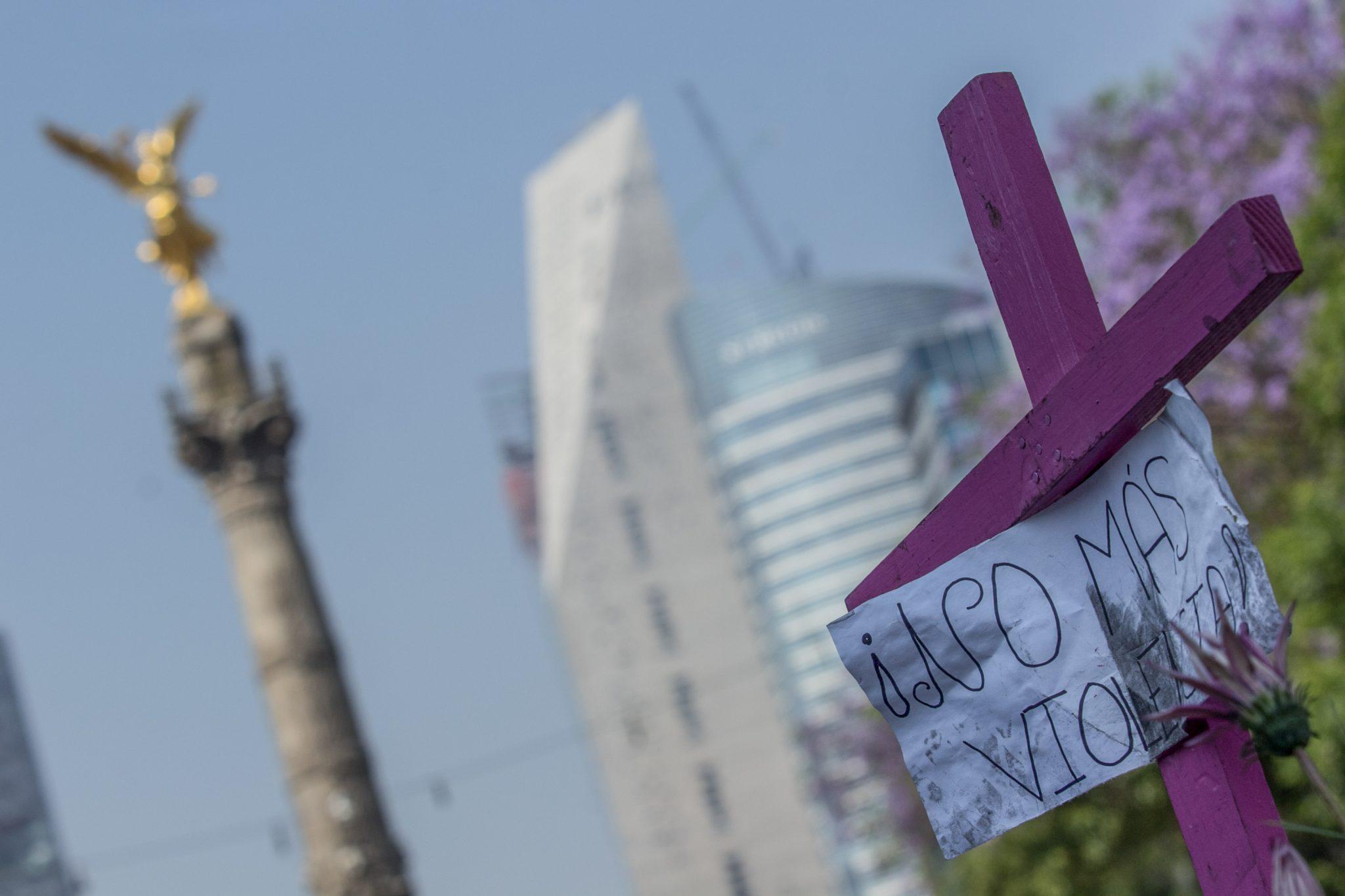 Incrementan de 40 hasta 60 años por feminicidio en CDMX