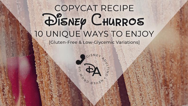 Disney Churro