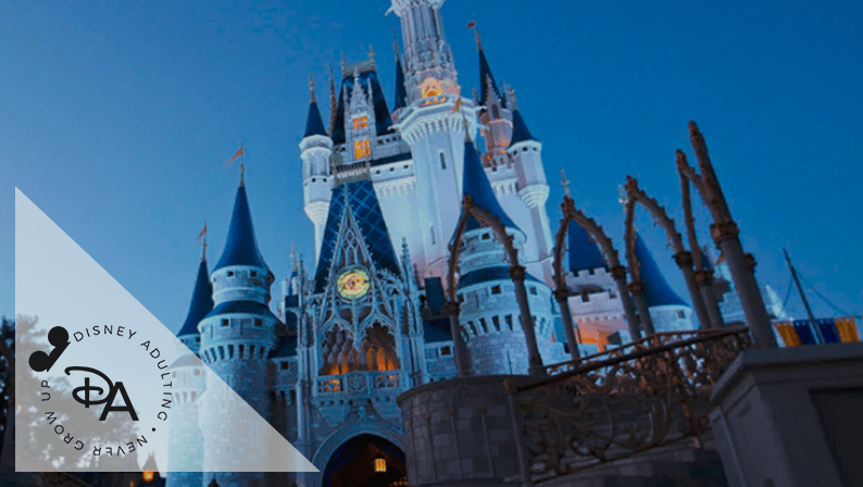 Adult Walt Disney World Itinerary