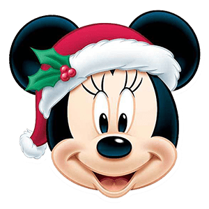 Christmas-Minnie