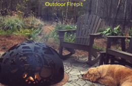 Backyard Firepit