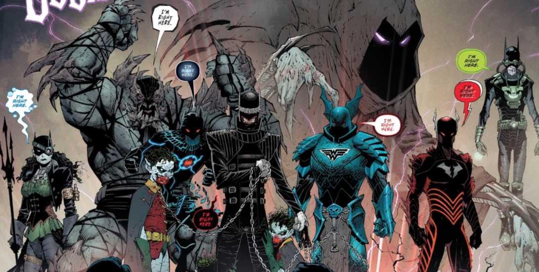 DKN Roundtable 39Dark Nights Metal39 Issue 2 Dark Knight