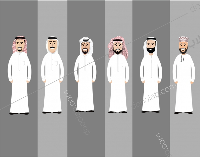 شخصيات كرتونية خليجية للعيد