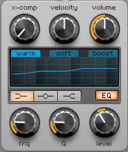 How to Make an Electric Piano in Spire_10 - EQ