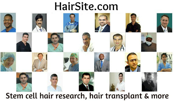 Daily Hair Loss Pull Test