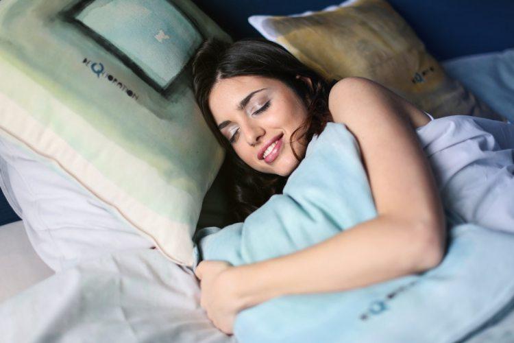 適合自己的寢具有助睡眠