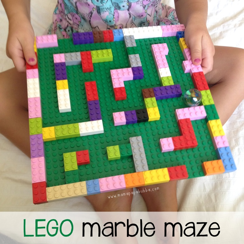 Image result for marble maze with lego