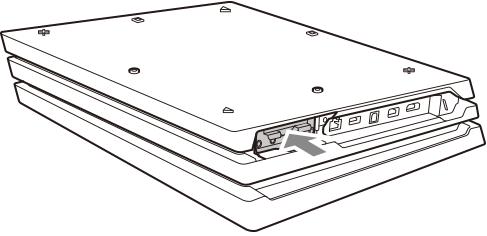 Replacing Internal Hard Drive On Ps4 Pro