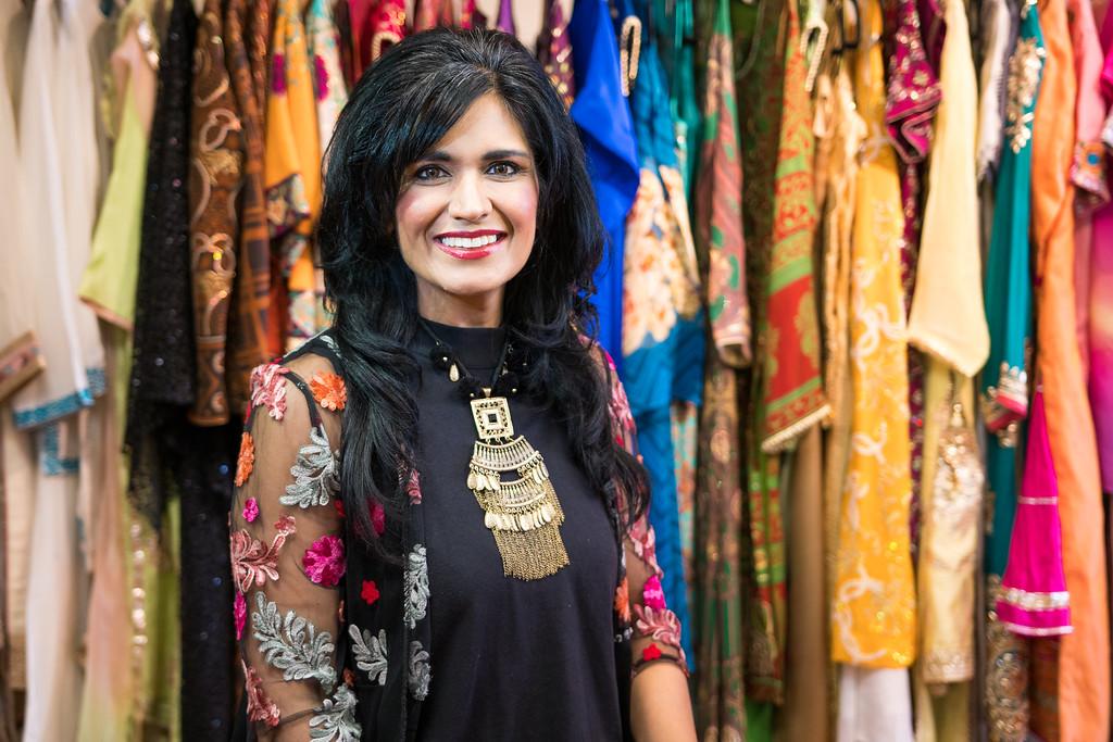 Ruby Bhandari Silk Threads Dallas indian fashion