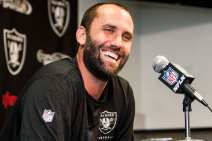 Oakland Raiders Matt Schaub