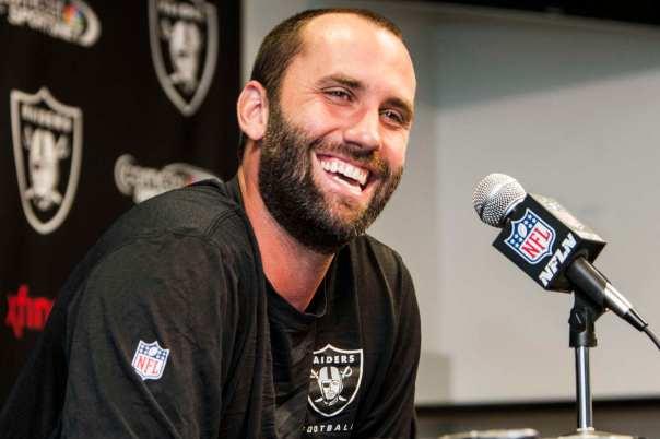 Oakland Raiders Matt Schaub