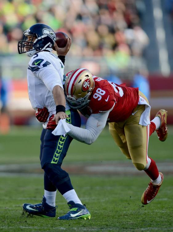 Seattle Seahawks vs
