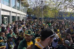 Oakland A's 2017 Fan Fest