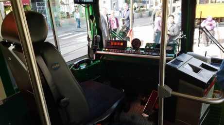 Harvey Milk F-Market Streetcar