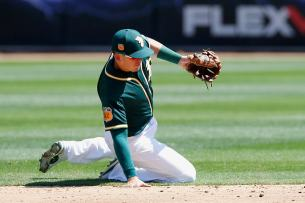 San Francisco Giants vs Oakland Athletics