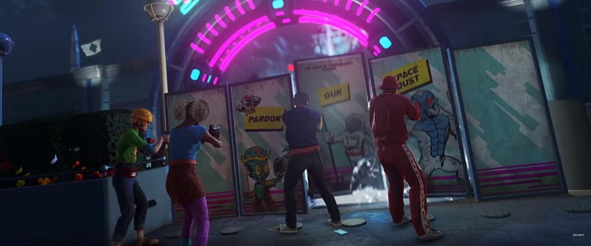 Call Of Duty Infinite Warfare Gets Zombies In Spaceland Mode Shacknews