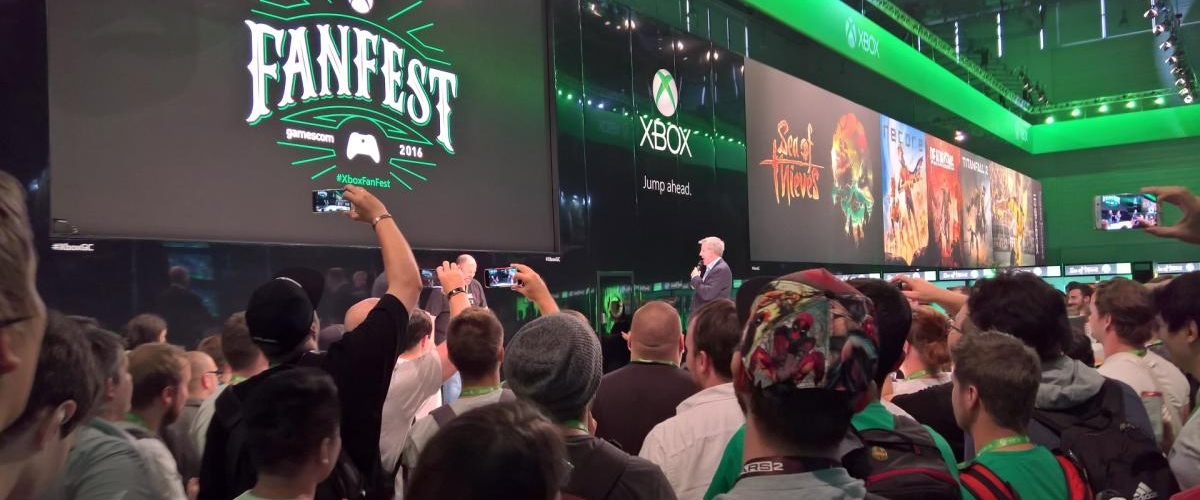 Xbox Fanfest Coming Again For E3 Shacknews