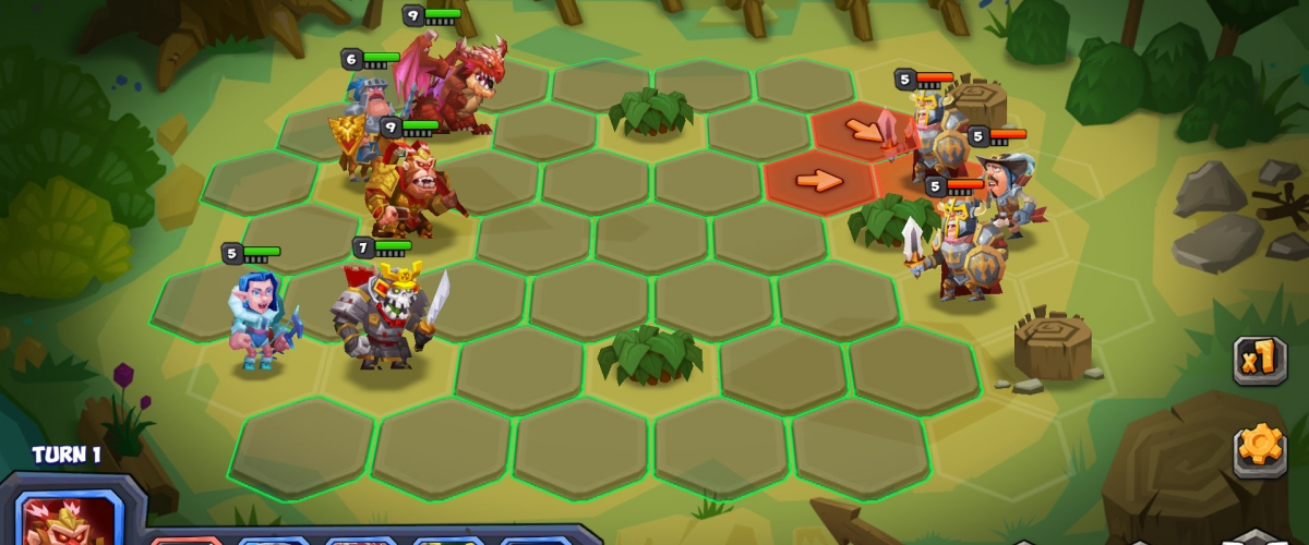 AR Meets RPG In Tactical Monsters For IOS And Mac Devices
