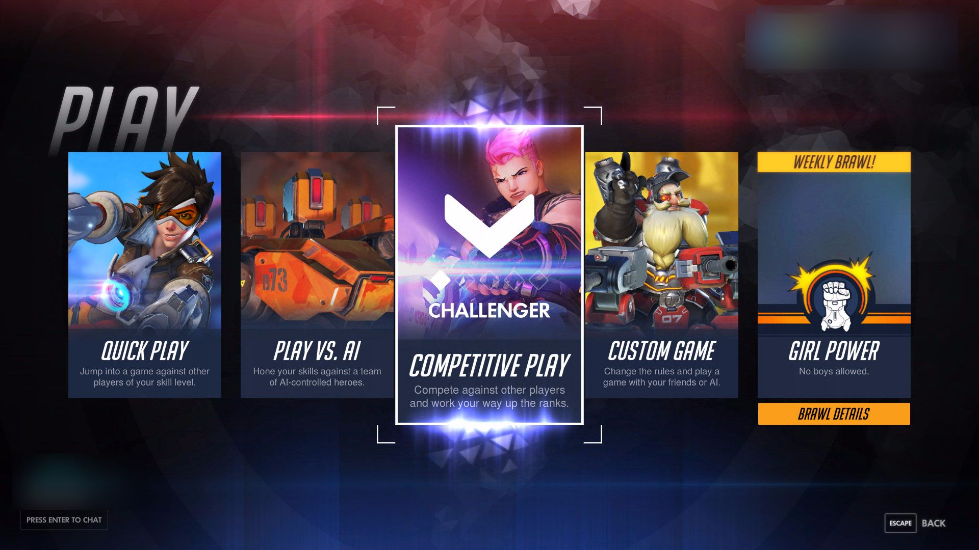 How To Play Competitive In Overwatch Shacknews