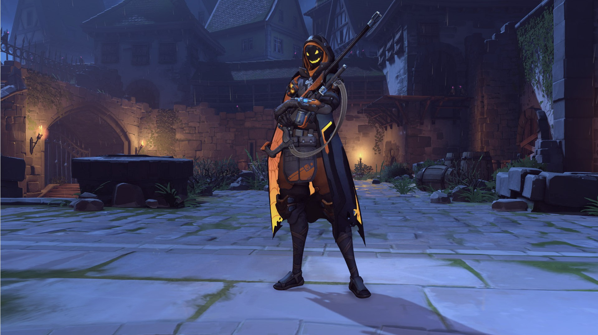 Here Are All Of Overwatchs Halloween Terror Skins