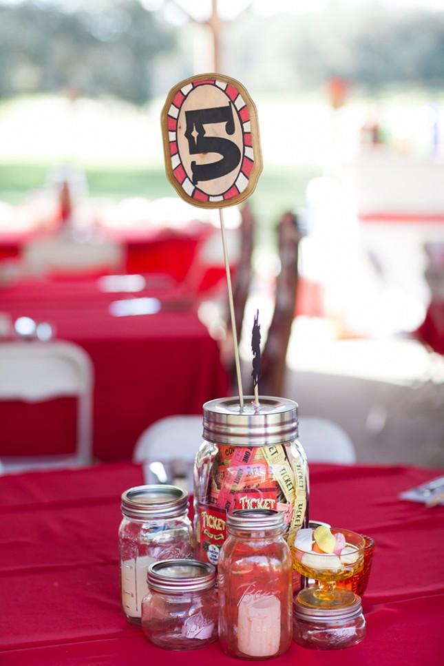 Razzle Dazzle Them 24 Circus Themed Wedding Inspirations