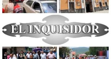 El Inquisidor : Todo listo para el Informe de Acámbaro.  Marcha de la unidad del PT. Entrega de obras públicas,  Caos vial, distintivo de la zona urbana.