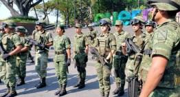 Militares usarán toletes y gas  para controlar turbas.