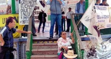 Ucedistas piden resolver problemas sociales; autoridades los analizarán
