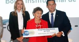 Que se respalda el  crecimiento empresarial en Guanajuato