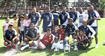 En la 2ª Fuerza,  Jerécuaro gana la final de veteranos al Sámano Mompas