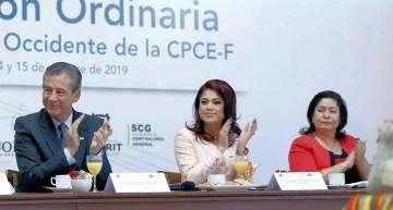 Que Contralores unen esfuerzos para combatir la corrupción en México