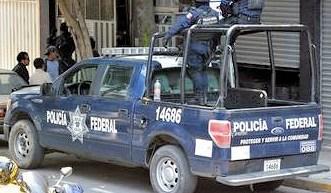 Lanzan granada a la PF en Acámbaro; hay un elemento lesionado