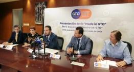 """Presentan la """"Grandeza de Guanajuato"""" mediante la serie documental """"Made in Gto""""."""