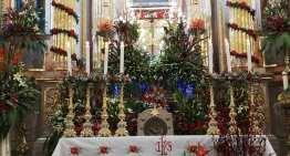 Festejan los 74 años de la  Coronación Pontificia de la Virgen del Refugio