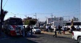 Concesionarios del transporte  piden aumento de 2 pesos a la tarifa del servicio