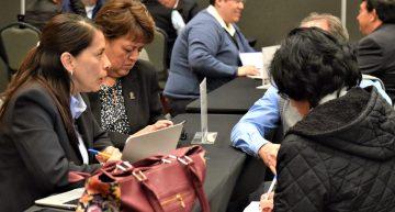 """En """"Encuentro Empresarial"""", logran ventas por más de 1 mil millones de pesos"""