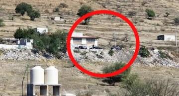 Fuerza Federales realizaron un operativo en el Cerro del Toro