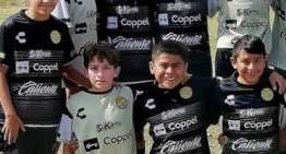 Dorados vencen 3-0 al Zacatepec,  en las Fuerzas Básicas de la Liga MX