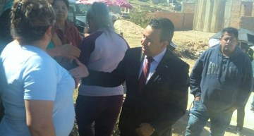 """Habrá agua potable para los vecinos de """"Linda Vista"""""""
