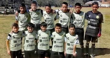 Los Dorados de la Sub-12 vencen 2-1 a la Jaiba Brava de Tampico-Madero
