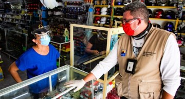 No hay permiso para abrir los negocios no esenciales de Acámbaro: ATZ