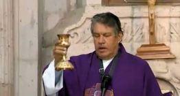 Reflexión Dominical del Padre Pistolas,  SIN MIEDO, DIOS ESTA CONTIGO