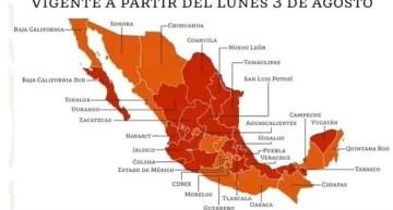 El semáforo federal para Guanajuato estará en naranja