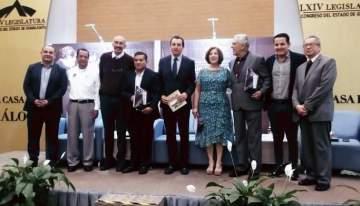 Rinden emotivo homenaje al cronista y escritor Herminio Martínez