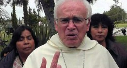 El Obispo Raúl Vera López presentó su renuncia al Papa Francisco