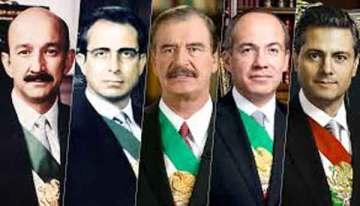 Decreto contra expresidentes
